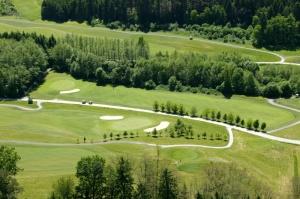 Slovenské túry bývajú aj v Stegersbachu.