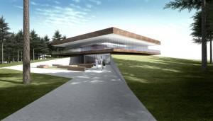 Budúci klubový dom v Parnu