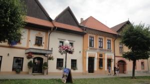 Hotel Hviezdoslav.