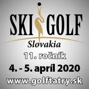 Ski a golf 2020